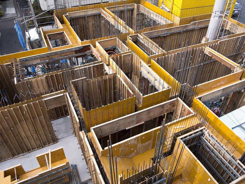型枠大工の仕事内容とは?大工と型枠大工の違いをご紹介!